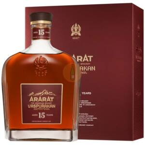 Ararat Vaspurakan 15 Years Brandy [0,7L 40%]