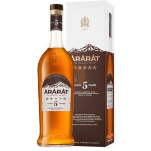 Ararat ***** 5 Éves Brandy [0,7L|40%]
