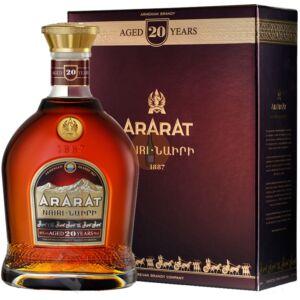 Ararat Nairi 20 Éves Brandy [0,7L|40%]