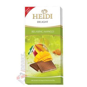 Heidi Delight Relaxáló Mangós Tejcsokoládé [110g]