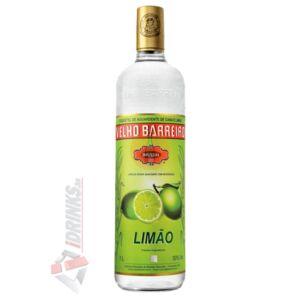 Velho Barreiro Lime Cachaca [1L 30%]