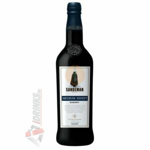 Sandeman Sherry Medium Sweet [0,75L|15%]