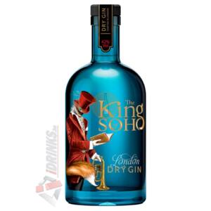 The King of Soho London Dry Gin [0,7L 42%]