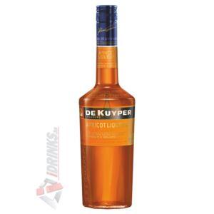 De Kuyper Apricot Brandy /Kajszibarack/ [0,7L 24%]