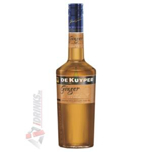 De Kuyper Ginger /Gyömbér/ Likőr [0,7L|36%]