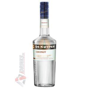 De Kuyper Coconut /Kókusz/ Likőr [0,7L|20%]
