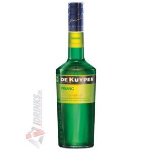 De Kuyper Pisang /Zöldbanán/ Likőr [0,7L 20%]