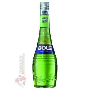 Bols Sour Apple /Zöldalma/ Likőr [0,7L|17%]