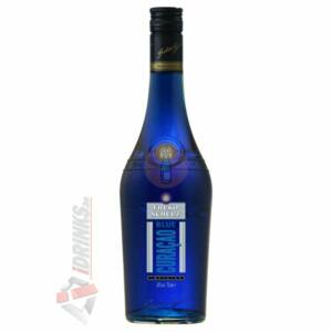Fruko Schulz Blue Curacao Likőr [0,7L 24%]