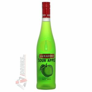 Luxardo Sour Apple /Zöldalma/ Likőr [0,7L|15%]