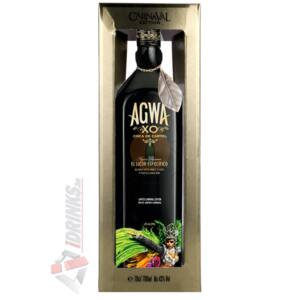 Agwa XO Coca de Cartel Kokalevél Likőr [0,7L|43%]
