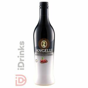 Angelli Krémlikőr Cioccolato-Cherry [0,5L|15%]