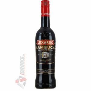 Luxardo Passione Nera Sambuca [1,5L|38%]
