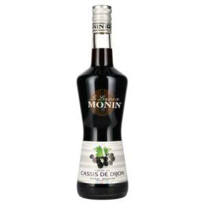 Monin Cassis /Feketeribizli/ Likőr [0,7L 20%]
