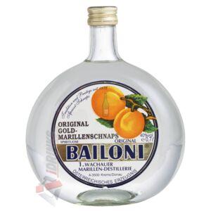 Bailoni Marillen /Sárgabarack/ Schnaps [0,7L|40%]