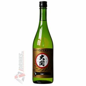 Ozeki Junmai Premium Sake [0,75L 14,5%]