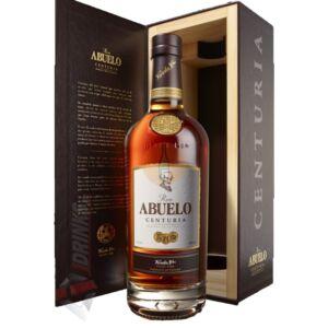 Abuelo Centuria 30 Years Rum (FDD) [0,7L 40%]