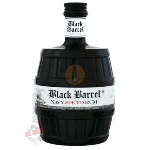 A.H. Riise Black Barrel Navy Spiced Rum [0,7L|40%]
