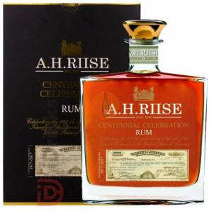 A.H. Riise Centennial Celebration Rum Limited Edition [0,7L|45%]