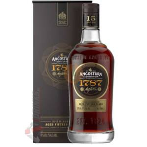 Angostura 1787 15 Years Super Premium Rum [0,7L|40%]
