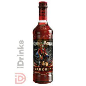 Captain Morgan Dark Rum [0,7L|40%]