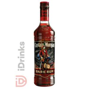 Captain Morgan Dark Rum [0,7L 40%]