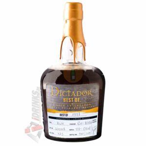 Dictador Rum The Best of 1977 [0,7L|44%]
