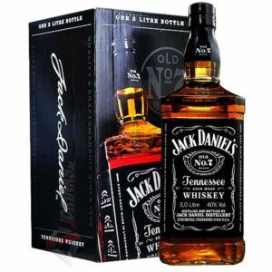 Jack Daniels Whisky [3L 40%]