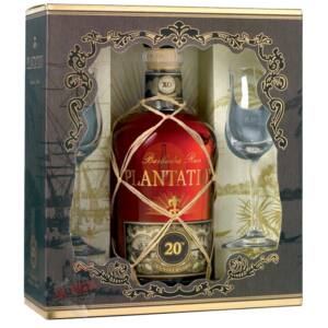 Plantation XO Extra Old Rum (DD+2 Pohár) [0,7L 40%]