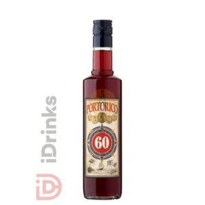 Portorico 60 Rum [0,5L|60%]