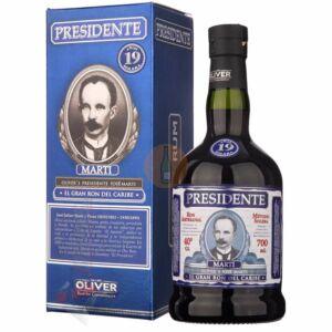Presidente Marti 19 Years Rum [0,7L 40%]