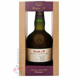 JM Cognac Cask Finish Rum [0,5L|40,5%]