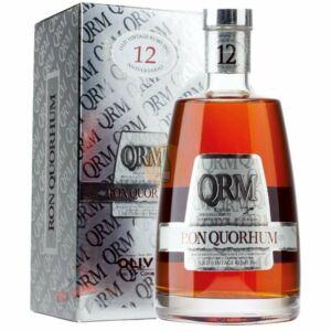 Quorhum 12 Years Rum [0,7L 40%]