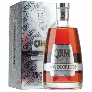 Quorhum 15 Years Rum [0,7L 40%]