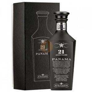 Rum Nation Panama 21 Years Rum [0,7L|40%]