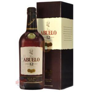 Abuelo 12 Years Rum [0,7L 40%]