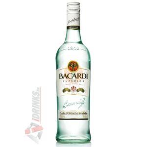Bacardi Carta Blanca Superior Rum [3L 37,5%]