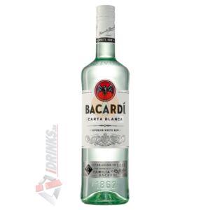 Bacardi Carta Blanca Superior Rum [0,7L|37,5%]