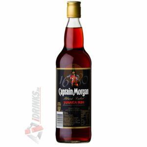 Captain Morgan Black Rum [0,7L|40%]