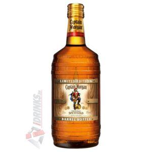 "Captain Morgan Spiced Gold ""Barrel Bottle"" [1,5L 35%]"