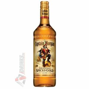 Captain Morgan Spiced Gold Rum [0,7L|35%]