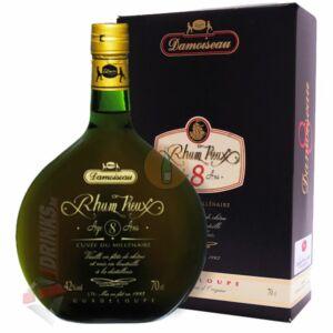 Damoiseau  8 Years Rum (DD) [0,7L 42%]