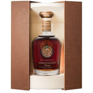 Diplomatico Ambassador Rum (Bőrdobozban) [0,7L|47%]