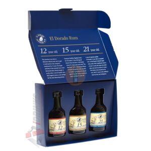 El Dorado Rum Discovery Pack [3*0,05L 42%]