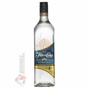 Flor de Cana Extra Dry 4 Years Rum [0,7L 40%]