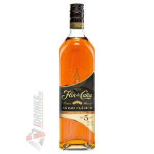 Flor de Cana Clasico 5 Years Rum [0,7L|40%]