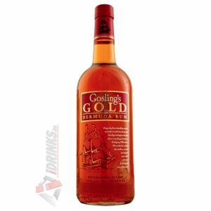 Goslings Gold Bermuda Rum [0,7L 40%]