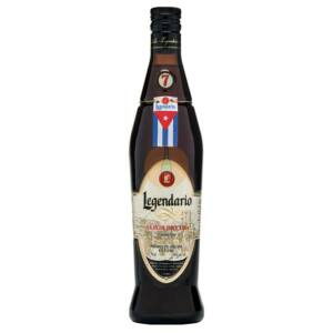 Legendario Elixir de Cuba 7 Years Rum [0,7L 34%]