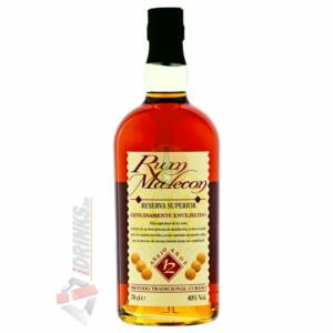 Malecon 12 Years Rum [0,7L 40%]