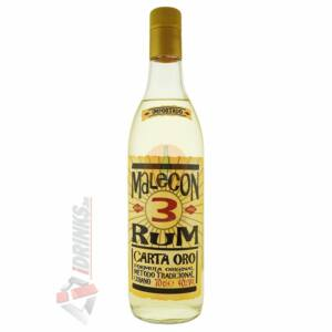 Malecon 3 Years Rum [0,7L 40%]